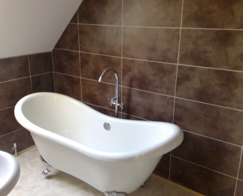 Bathroom Tiling in Southampton