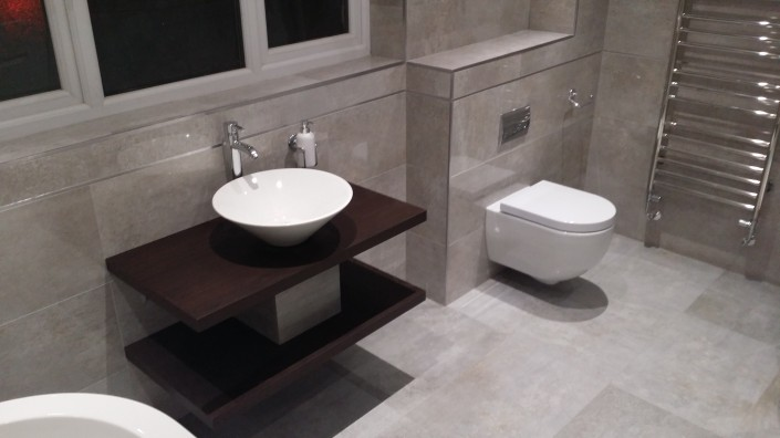 Bespoke Bathroom Design Hampshire