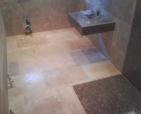 Tile Bathroom Floor Southampton