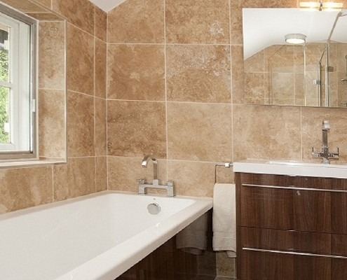 Fitted bathrooms in Southampton