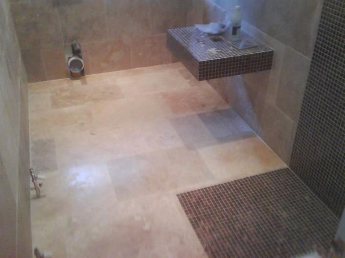 Tile Bathroom Floor Southampton