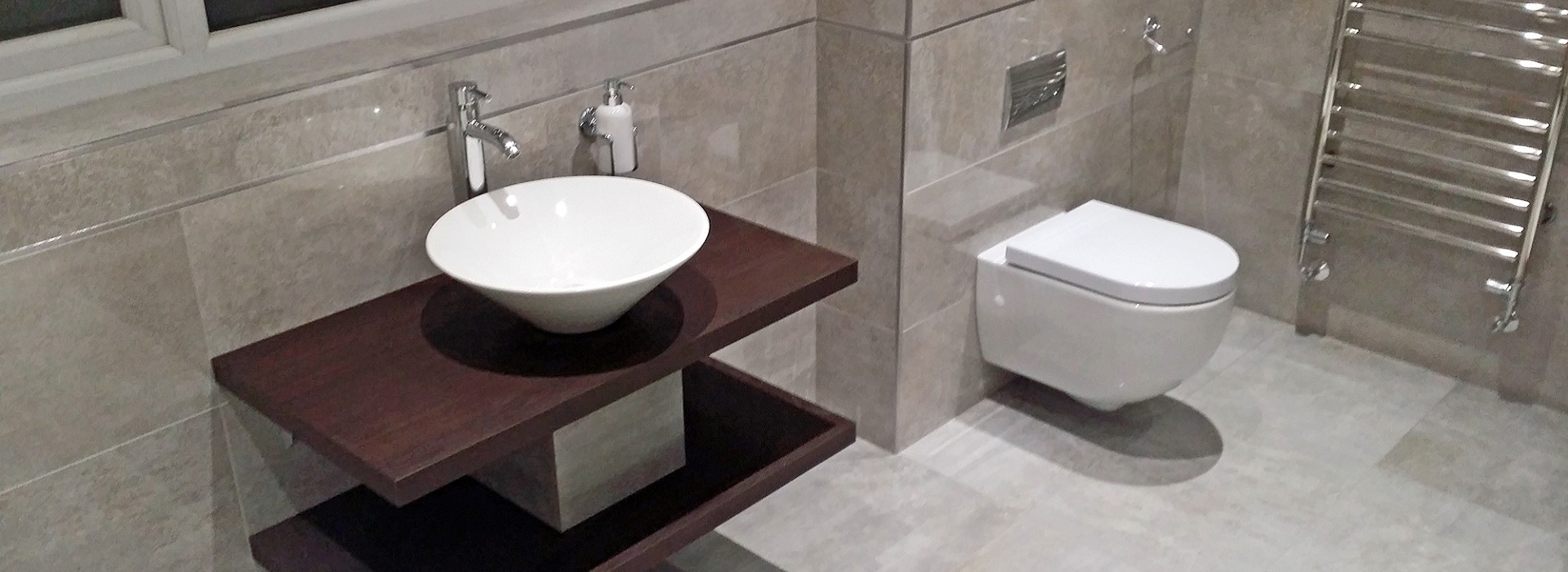Expertly Fitted Bathrooms In Southampton